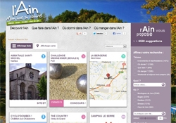 Ain Tourisme - Elastic Search